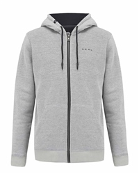 Animal Makzip Hoody - Violey Grey
