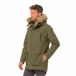 Animal Odyssey Tech Jacket - Olive