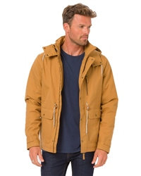 Animal Scafell Tech Jacket - Brown
