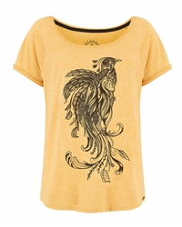 Animal Oceanica T-Shirt - Sunshine Yellow