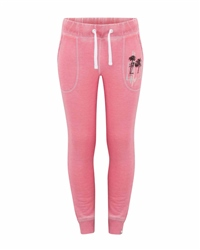Animal Young Girls Wynolla Joggers - Orange