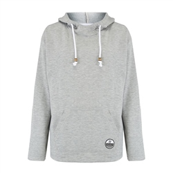 Animal Ralis Reload Hoody - Grey Marl