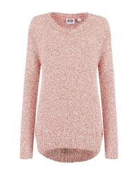 Animal Mariella Mia Jumper - Terracotta Red
