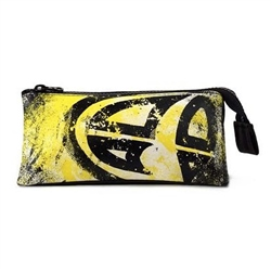 Animal Sidekick Pencil Case - Black