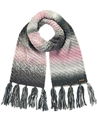Barts Ruth Scarf - Charcoal