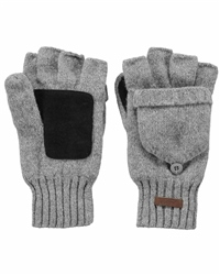 Barts Haakon Bumgloves - Grey