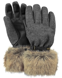 Barts Empire Ski Gloves - Brown