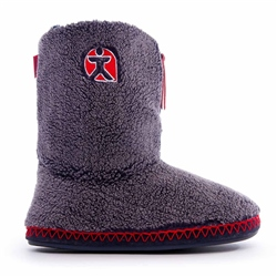 Bedroom Athletics Crowe Slipper Boots - Navy