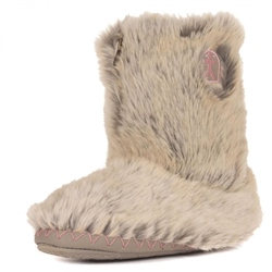 Bedroom Athletics Cole Slipper Boots - Sandfox