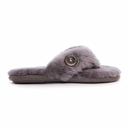 Bedroom Athletics Keira Slippers - Grey