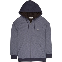 Billabong Balance Sherpa Hoody - Midnight