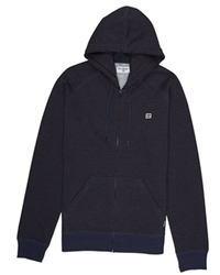 Billabong Balance Zipped Hoody - Midnight