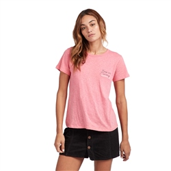 Billabong High Five T-Shirt - Rouge