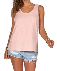 Billabong Essential Vest - Blush