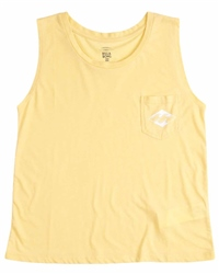 Billabong Skyway Vest - Yellow