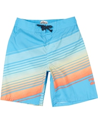 "Billabong Resist 17"" Boardshorts - Orange"