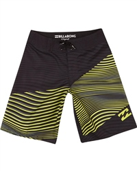 Billabong Resistance Boardshorts - Yellow