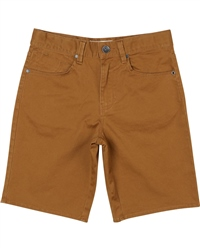 Billabong Outsider Walkshorts - Tobacco