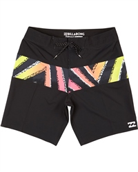 "Billabong Tribong X 18"" Boardshorts - Black"