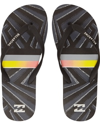 Billabong Tides Surf Flip Flops - Black