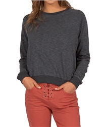 Billabong Essential Sweatshirt - Black