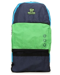 Bulldog Bodyboard Bag - Navy & Cyan