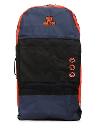 Bulldog Bodyboard Bag - Navy & Orange