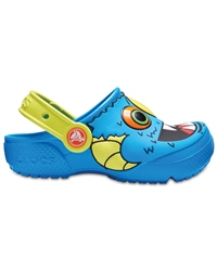 Crocs C Fun Lab Clogs - Ocean & Green