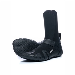 C-Skins Wired 5mm Wetsuit Boots - Black & Charcoal