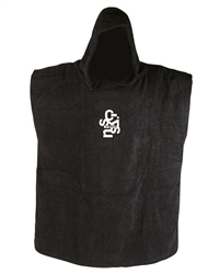 C-Skins Changing Robe - Black