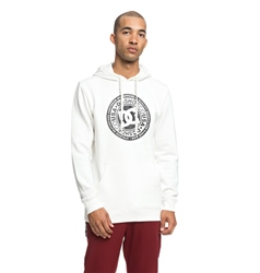 DC Shoes Circle Star Hoody - White