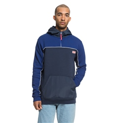 DC Shoes Clewiston Hoody - Blue