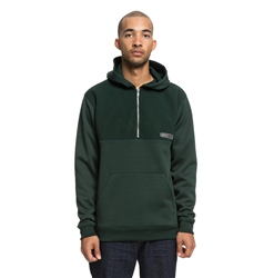 DC Shoes Eaglemount 1/2 Zip Hoody - Pine Grove