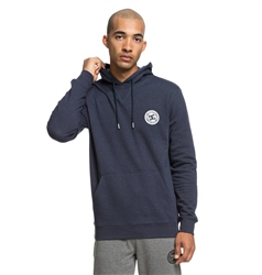 DC Shoes Rebel Hoody - Black Iris