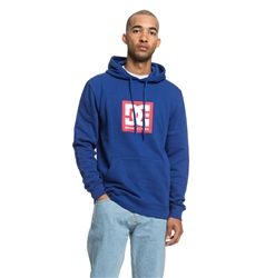 DC Shoes Square Star Hoody - Sodalite Blue