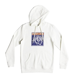 DC Shoes Terrain Hoody - Snow White