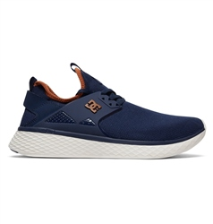 DC Shoes Meridian Shoes - Navy & Camel