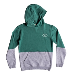 DC Shoes Rebel Block Hoody - Deep Sea