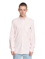 DC Shoes Oxford Light Shirt - Rose