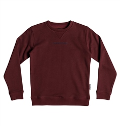 DC Shoes Craigburn Sweatshirt - Cabernet