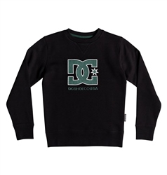 DC Shoes Glenridge Sweatshirt - Black