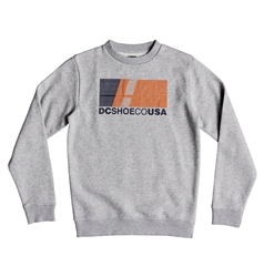 DC Shoes High Val Sweatshirt - Grey