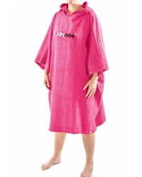 Dryrobe Medium Short Sleeved Towel  - Pink
