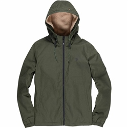 Element Alder Wax Jacket - Olive
