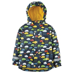 Frugi Puddle Buster Jacket - Skies