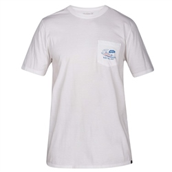 Hurley Surf All Day T-Shirt - White