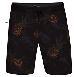 Hurley P HW3.0 Pineapple Shorts - Black