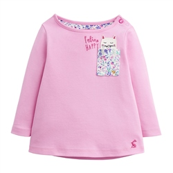 Joules Ava T-Shirt - Pink