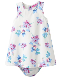 Joules Bunty Dress - Cream