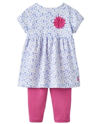 Joules Seren Dress Set - Multi